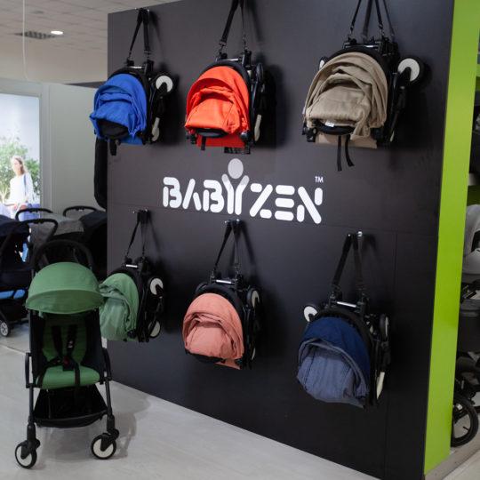 Bebyzen Gallery Passeggini Show Room