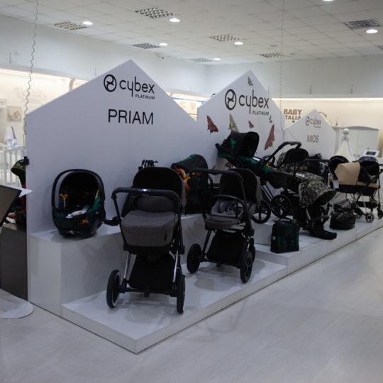 Cybex Platinum Passeggino Priam Scuderia Ferrari